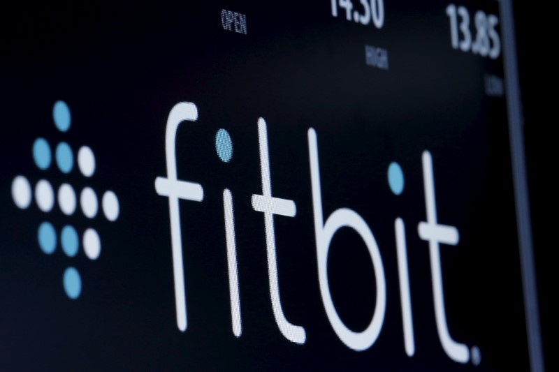Fitbit's holiday-quarter sales forecast misses estimates, shares plunge