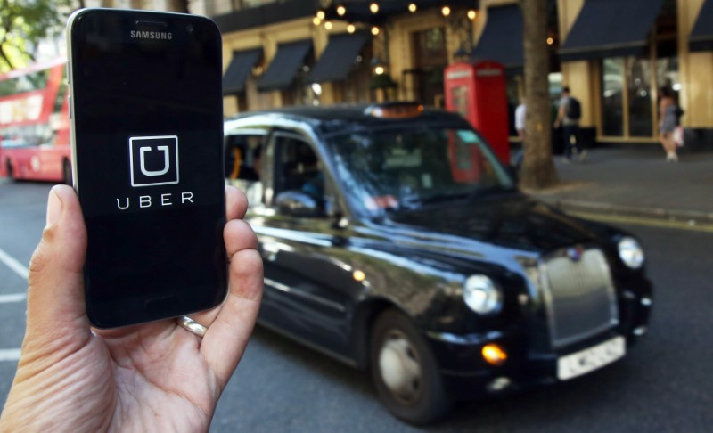 Uber launches food delivery service in SA