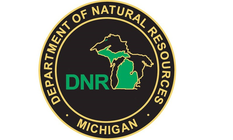 Michigan department of natural resources crows near for Michigan dnr fishing reports