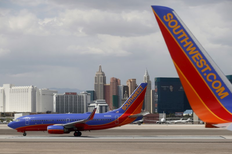 Rockefeller Financial Services Inc buys $112580470 stake in Southwest Airlines Co (LUV)