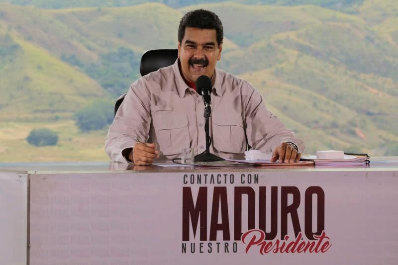 Venezuela President Maduro threatens to sue JPMorgan
