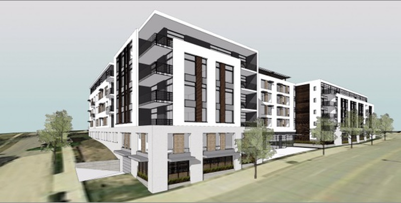 Another New Apartment Building Coming To Downtown