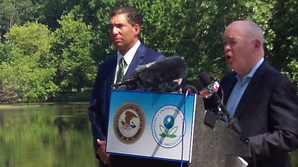Uncle Sam settles with Enbridge over the big spill   News   WIN 98.5
