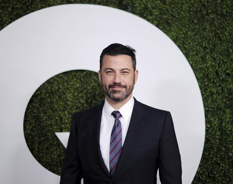Jimmy Kimmel to host the Oscars