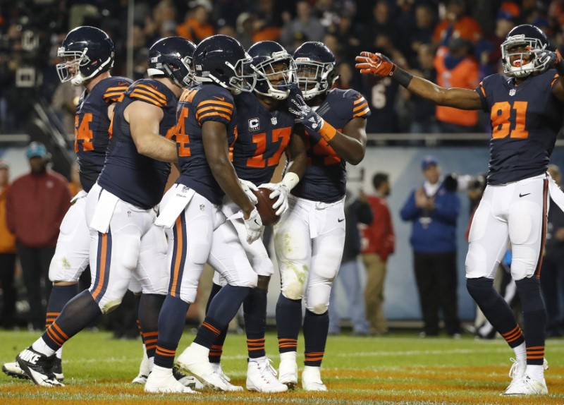 Chicago Bears beat Minnesota Vikings 20-10
