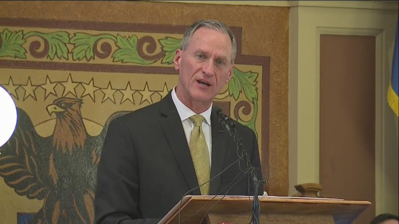 SD Governor Dennis Daugaard Delivers State of the State Speech