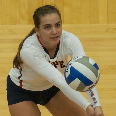 calvin college volleyball