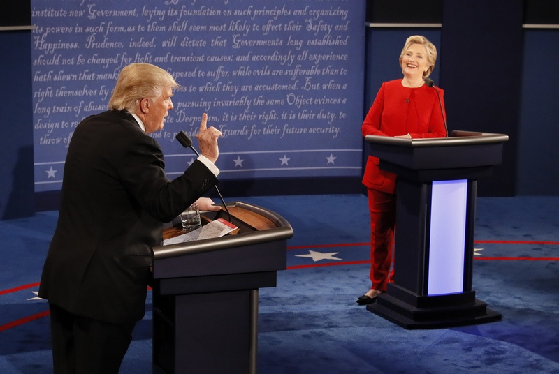 TV audience for Trump-Clinton debate may reach 80-million record