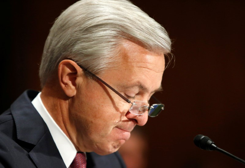Wells Fargo CEO Takes a Grilling in House Hearing