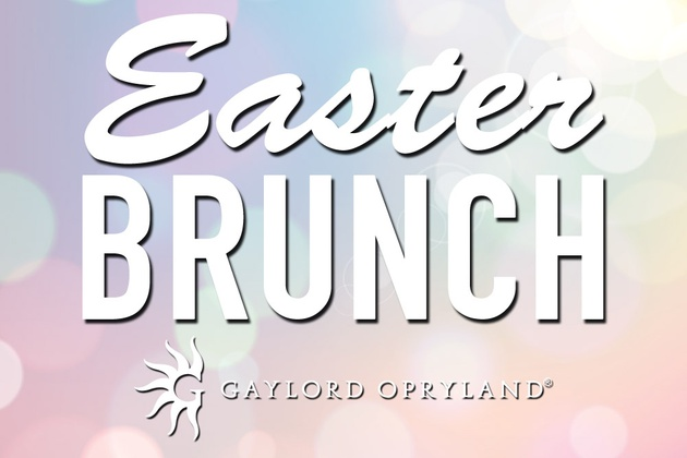 Easter Brunch Giveaway
