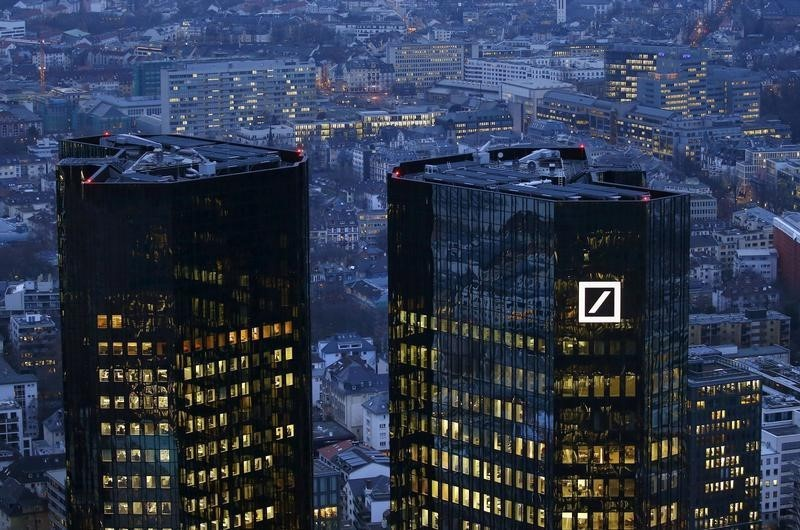 Germany's Merkel declines comment on Deutsche Bank