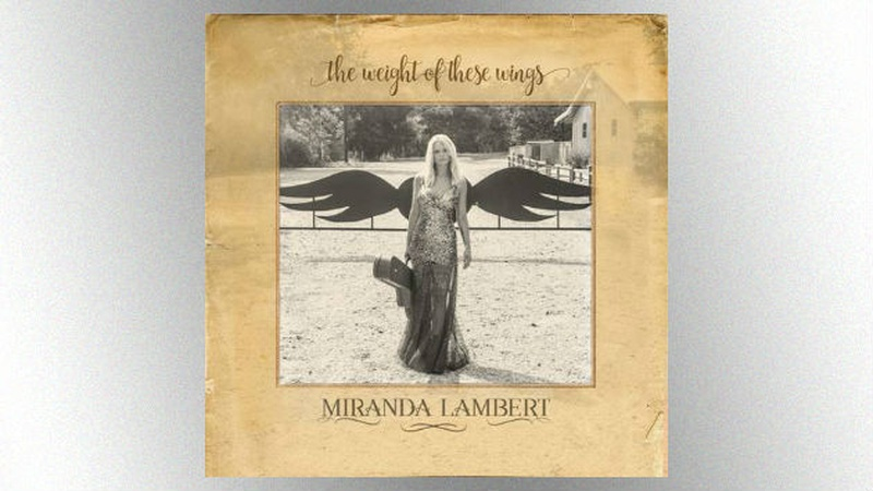 Miranda Lambert Reveals 'The Weight of These Wings' is a Double Album
