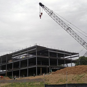 A new building is under construction at chemical maker W.R. Grace's Maryland headquarters in Columbia, Maryland on June 6, 2013. REUTERS/Ern