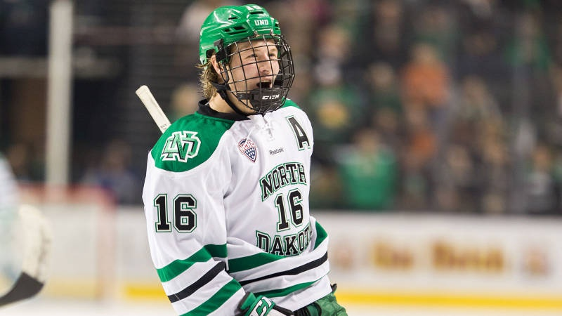 NCHC: Boeser Grabs Second Conference Weekly Honor Of First Three Weeks