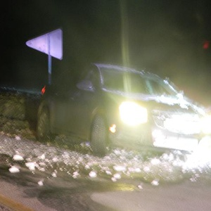 accident scene provided by ISP