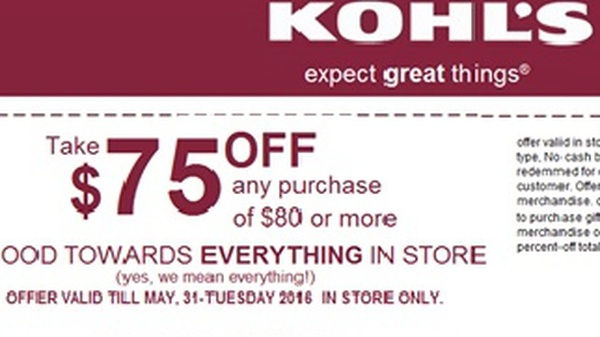 Warning about fake on-line Kohl's coupon - News - WSAU News/Talk 550 AM · 99.9 FM | Wausau, Stevens Point