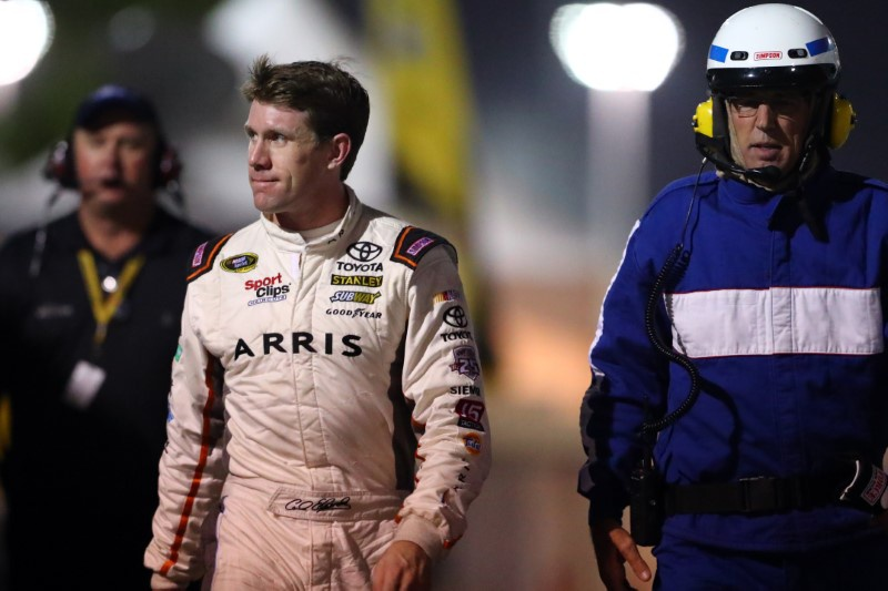 Carl Edwards will retire from NASCAR, per report