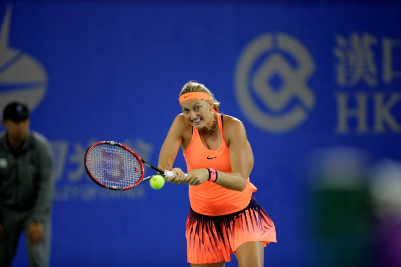 wuhan singles This was the first edition of the tournament petra kvitová won the title, defeating eugenie bouchard in the final, 6–3, 6–4 with serena williams retiring due to illness in the second round, alizé cornet thus became the first woman since justine henin in 2007 to record three victories over williams in one year.