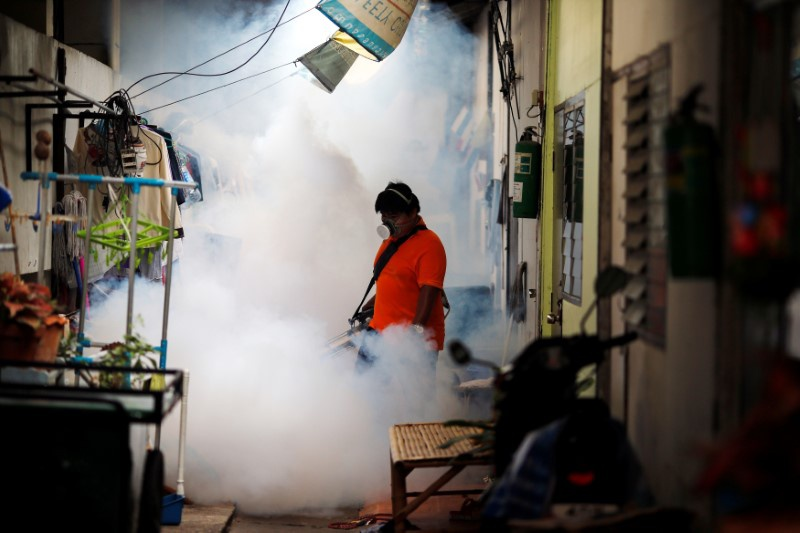 Ministry of Health: 'We have 6 Positive Cases (ZIKA) among Pregnant Women.'