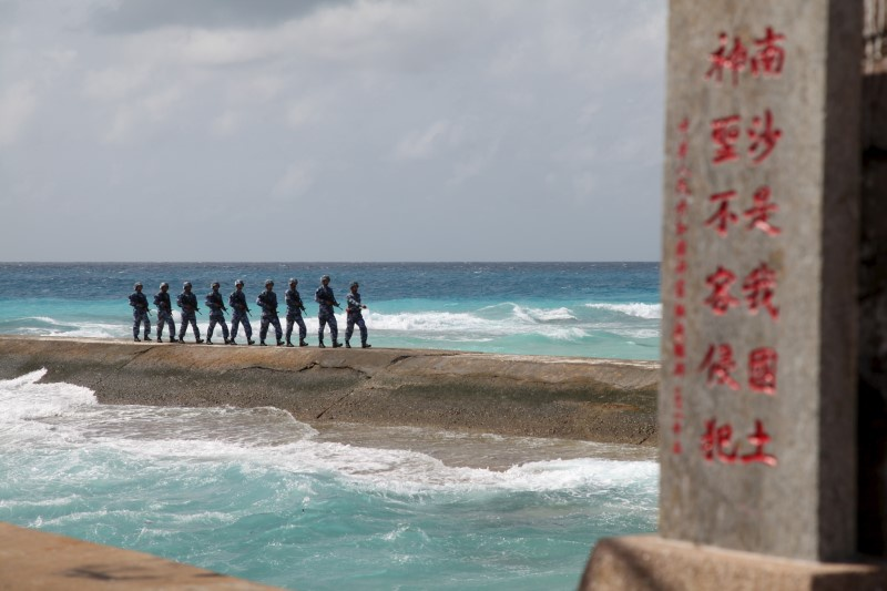 China to carry out more military drills in South China Sea