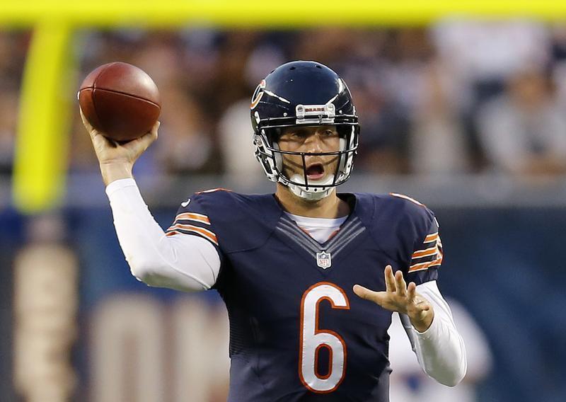 Bears Surprise Vikings In Cutler S Return News Wtvb