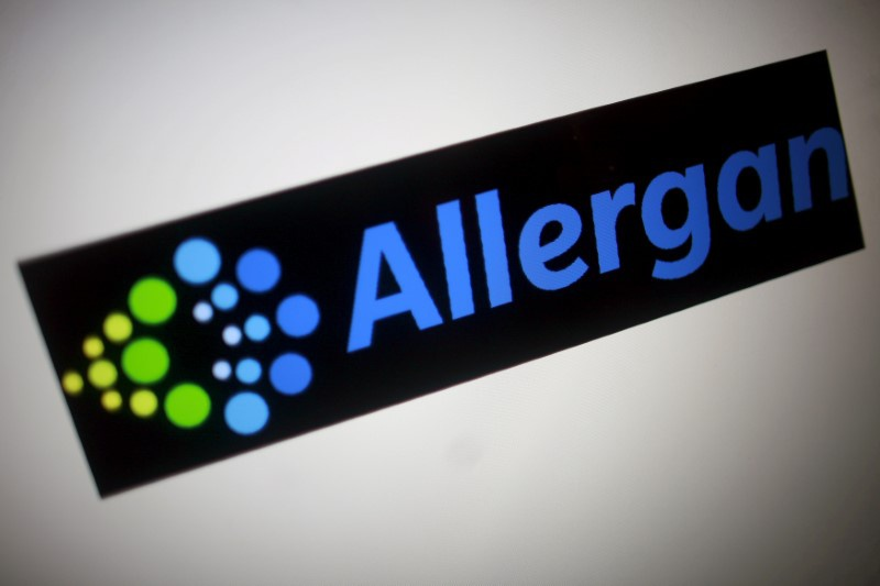 Allergan revenue rises 4.4 pct; company expands buyback