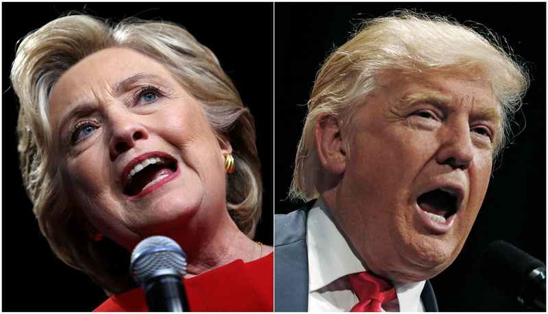 Clinton vs Trump: Pollsters predict a close race to White House