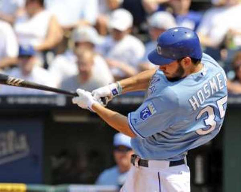 Hosmer gives All-Star Game MVP pickup truck to his dad
