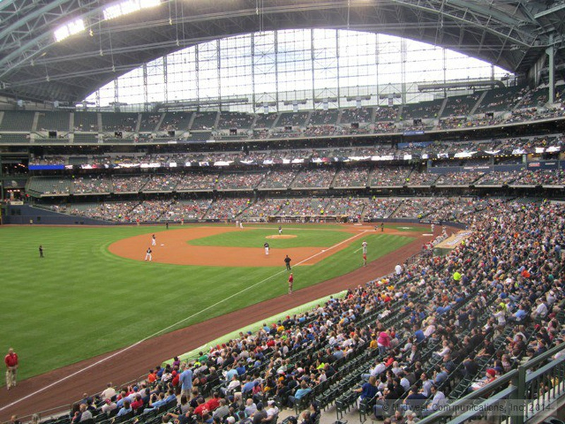 Brewers to revamp concessions at miller park news 1330 amp 101 5