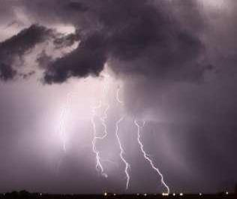Five Tornadoes Touch Down Near Denver, Some Flights