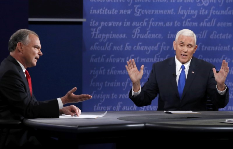 Campaign leak confirms Donald Trump 'pissed off' at Mike Pence following debate