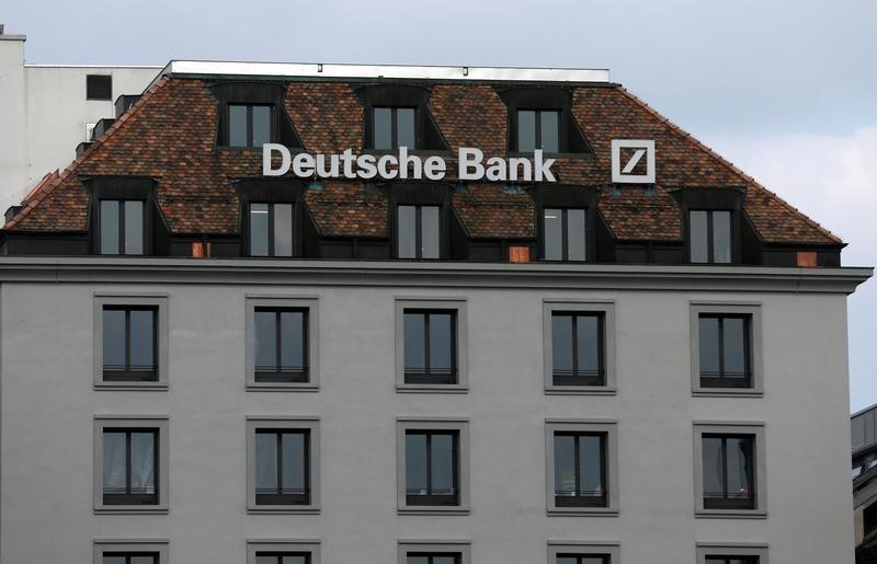 Macquarie Analysts Give Deutsche Bank AG (DBK) a €11.00 Price Target