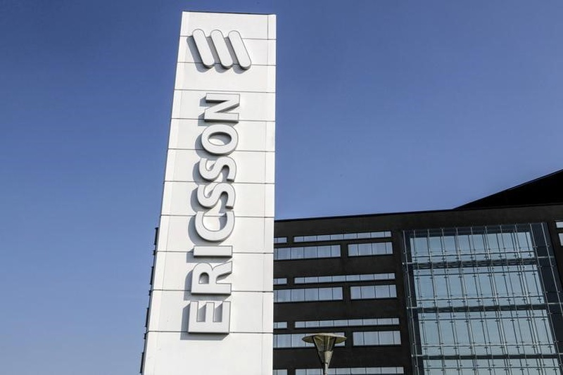 Ericsson says Swedish staff cuts running ahead of plan