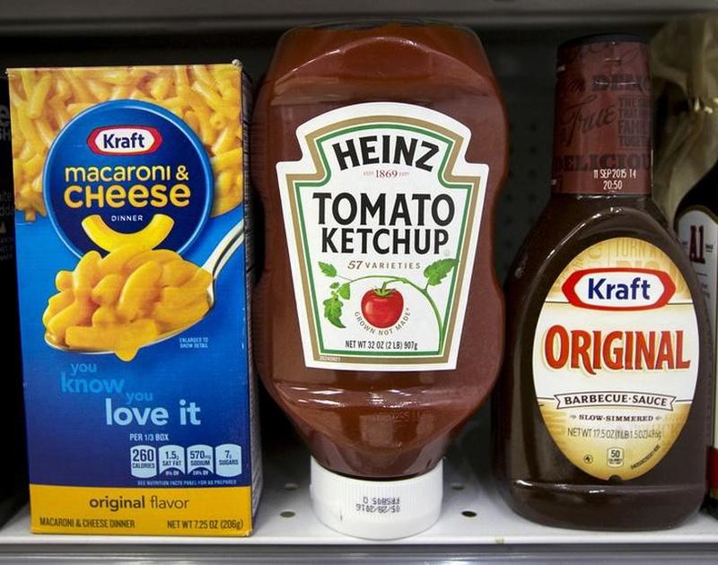 Kraft Heinz sales fall 1.5 percent