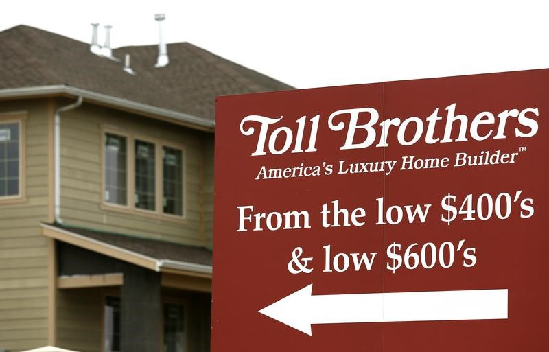 Toll Brothers Inc. (NYSE:TOL) Assigned A Consensus Outperform Rating