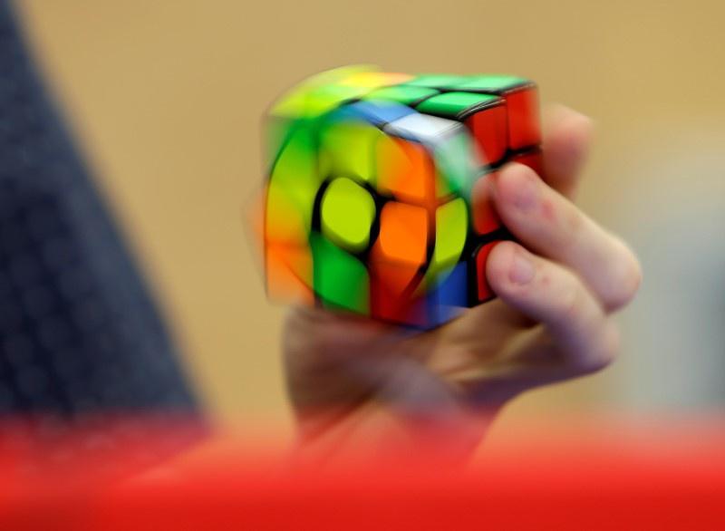 Rubik's Cube loses European Union trademark fight over its shape