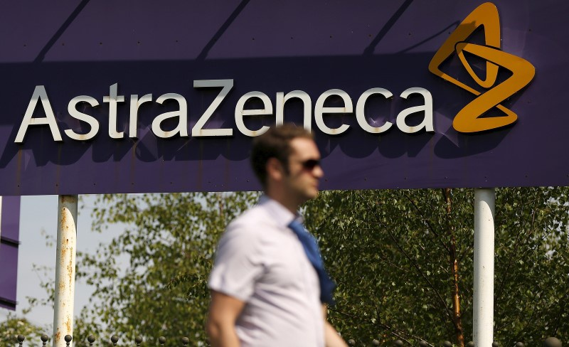 AstraZeneca reports 3 percent drop in revenues for Q3
