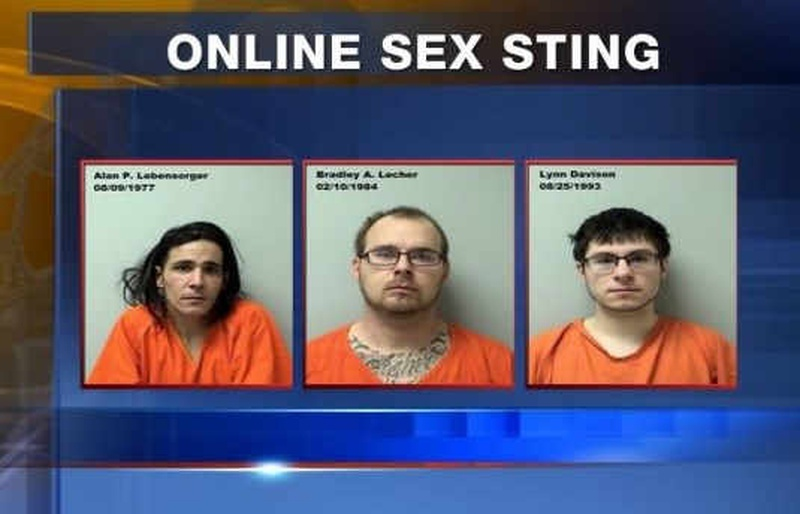 Online sex sting in Perth