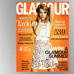 Image courtesy of Courtesy of Glamour UK (via ABC News Radio)