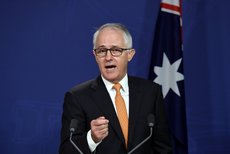Turnbull Confirms Manus & Nauru Refugees Are Headed To The US