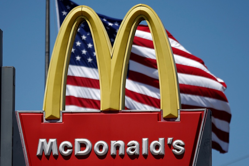 Labor group names McDonald's in sexual harassment claims