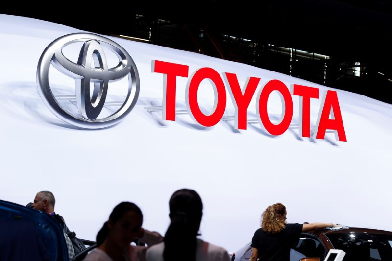 Toyota recalls 340000 Prius hybrid cars for faulty brakes