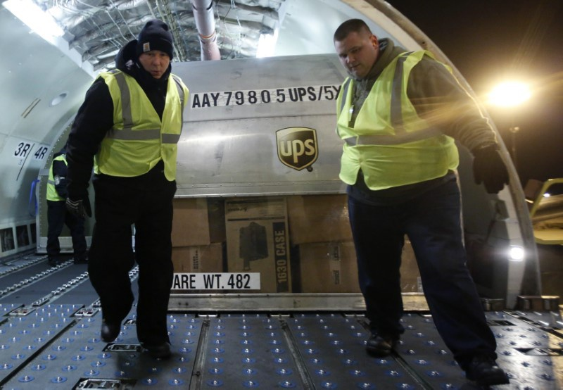 UPS to Buy 14 Boeing 747 Freighters