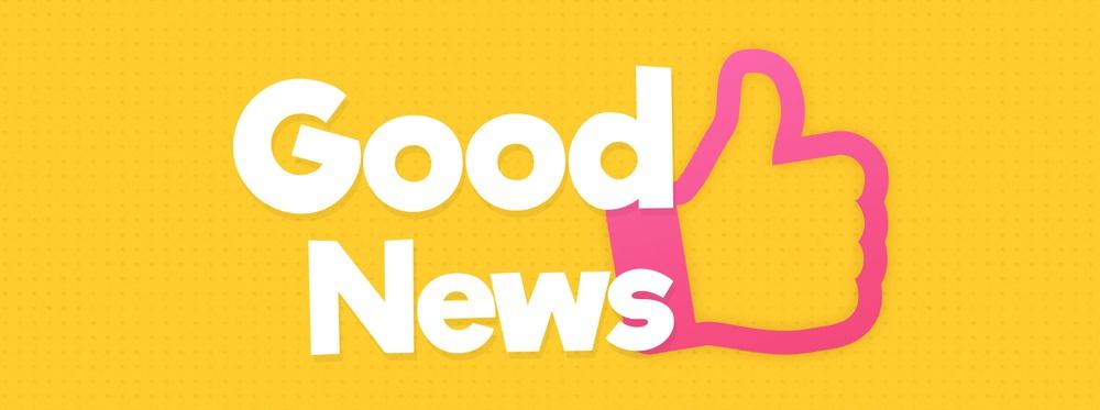 Great News Images Good News | KFG...