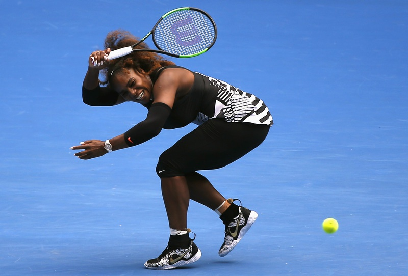Serena Williams vs. Nicole Gibbs: Score and Reaction from 2017 Australian Open