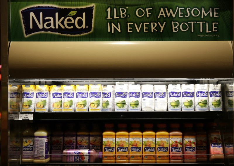 Lawsuit: Pepsi's Naked Drinks Too Sugary