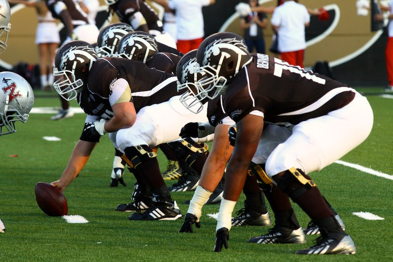 Western Michigan walk-on has scholarship presented by Sylvester Stallone
