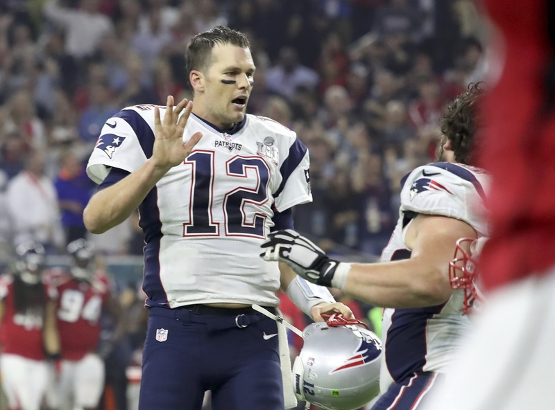 Pats' Brady named Super Bowl MVP after record comeback ...