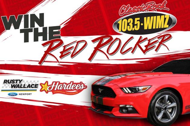 Win the Red Rocker