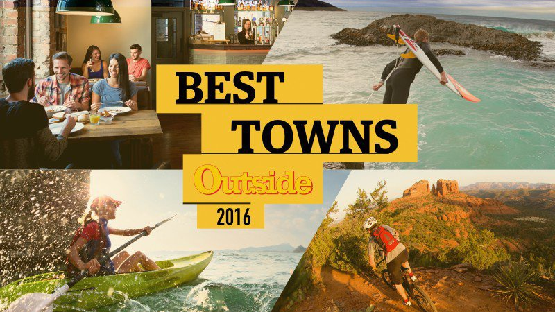 Best Towns Outside